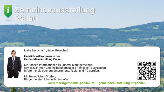 Vorwort Bürgermeister Schirnhofer