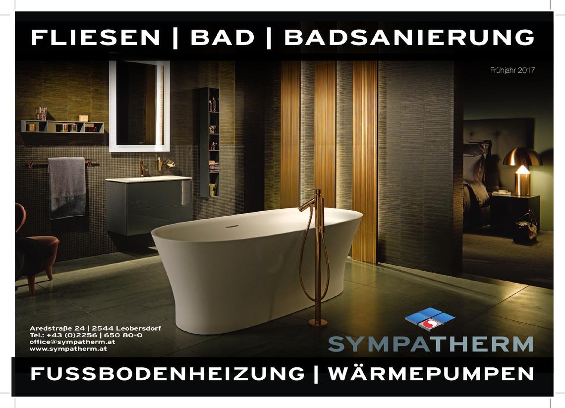 Sympatherm Flugblatt 01/2017