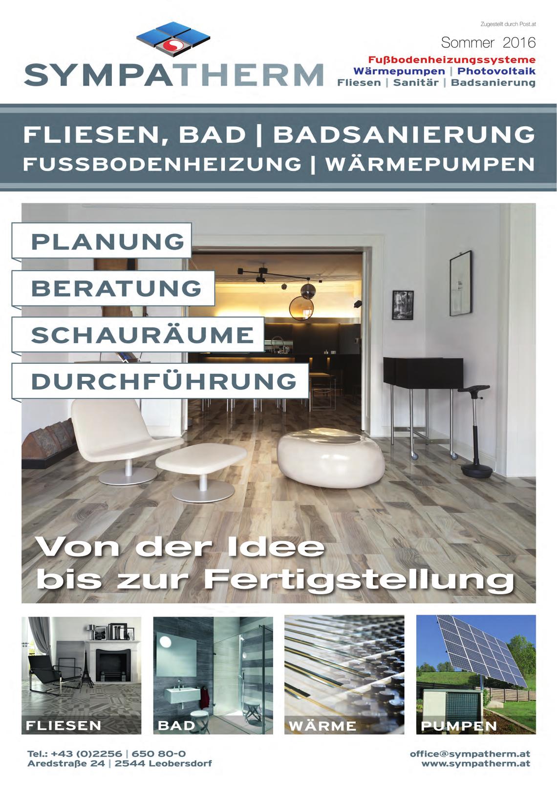 Sympatherm Flugblatt 02/2016