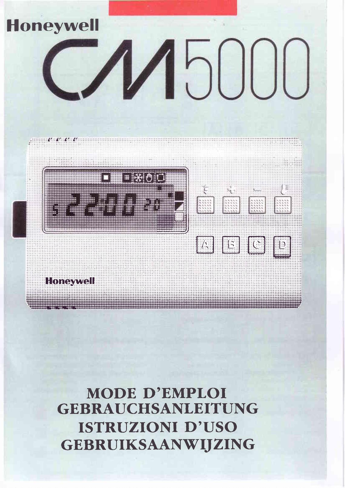 Raumthermostat Honeywell T6650 BA