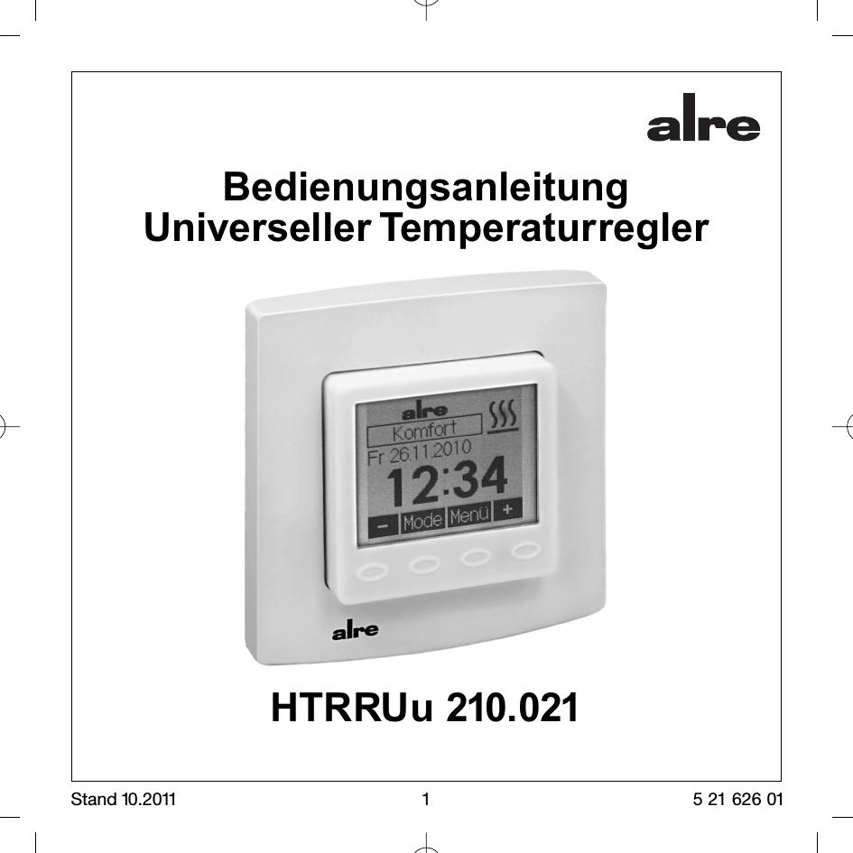 Raumthermostat digital - heizen