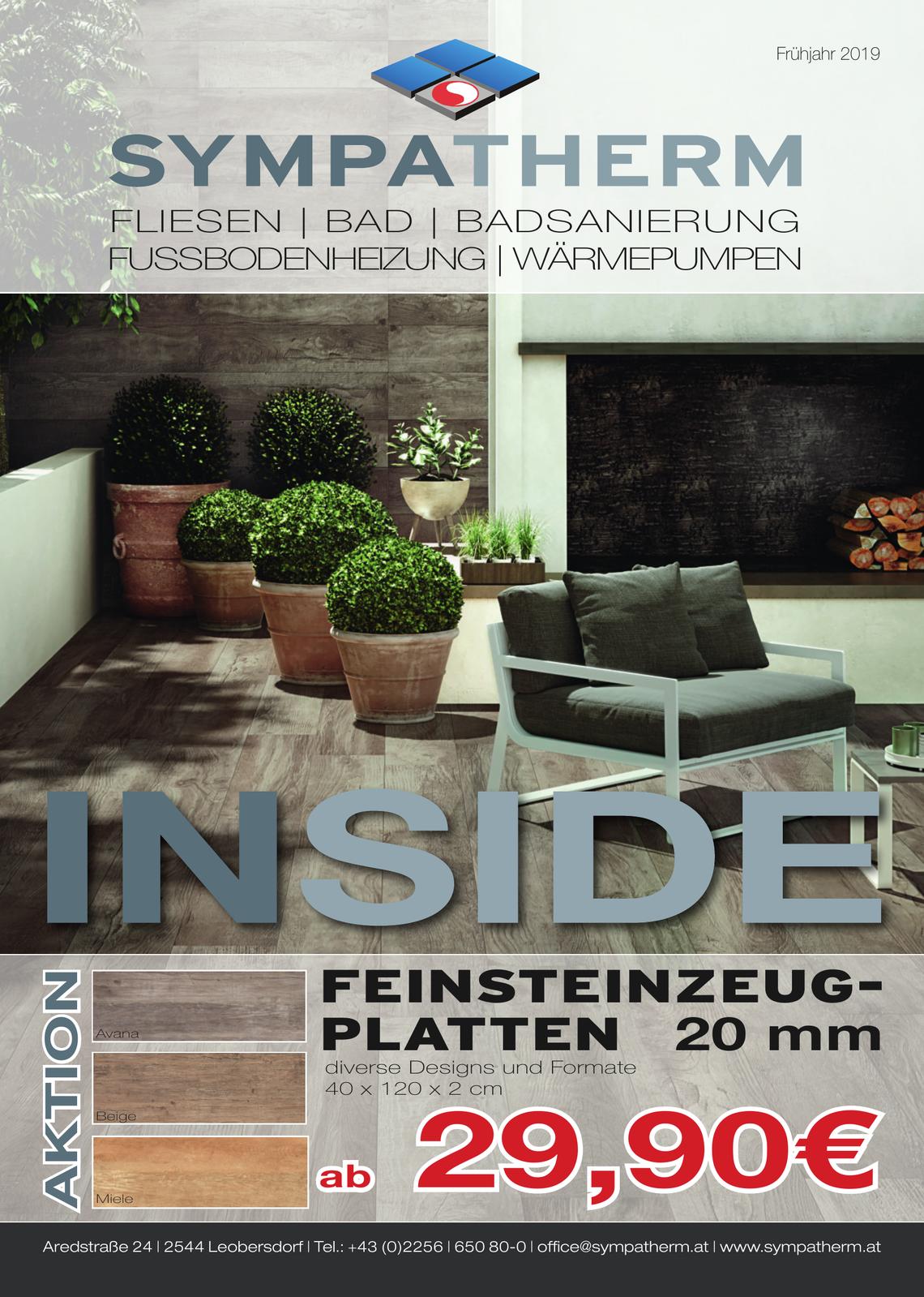 Sympatherm INSIDE 02/2019