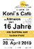 Jahresfeier Koni's Café in Altmelon