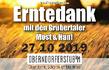 Erntedank 2019