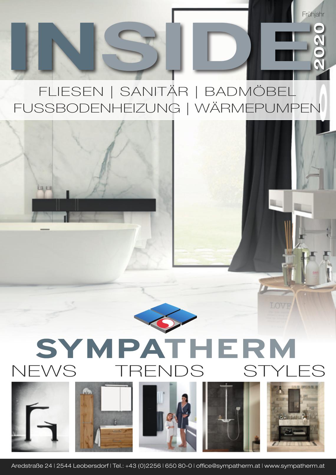 Sympatherm INSIDE 03/2020
