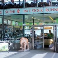 GINZA RUNNING SUSHI - RUNNING FONDUE