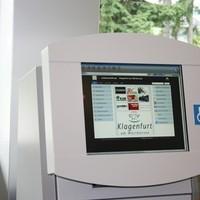 2009 Eröffnung der Stadtausstellung Klagenfurt 2