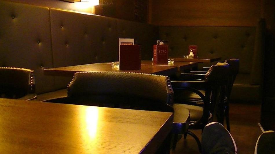 Das Buro Cafe Das Buro Cafe Bar