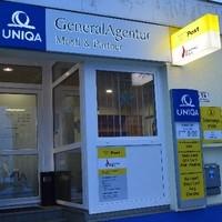 Agentur Möstl&Partner  KFZ Zulassungsstelle Postpartner BAWAG/PSK  4491 Niederneukirchen