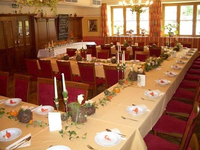 Saal Deko Hochzeit 1 Gasthaus Janko Und Bar Prestige In St