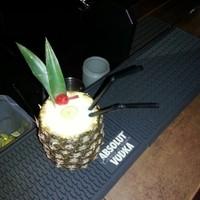 Neue auf der karte, Ananas-cocos Daiquiri !!!
