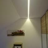 LED- Deckenbeleuchtung Schlafzimmer