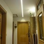 LED- Deckenbeleuchtung Vorraum