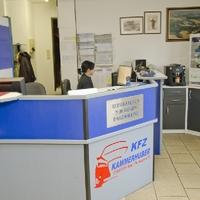 Kundenannahme
