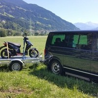 Moped- & Motorradtransporte