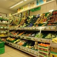 Frischeabteilung Obst & Gemüse