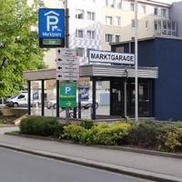 Parkplatz Marktgarage