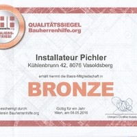 BHH Zertifikat