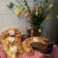 Ostern in der Bäckerei Riesenhuber