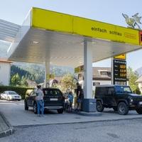 Schmeißl KG Tankstelle1