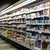Frischmilch und Molkereiprodukte