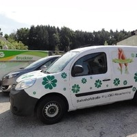 Lieferwagen - Lieferservice