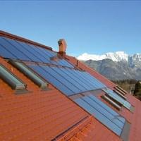 Solarkollektor (Indachmontage)