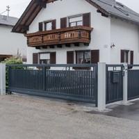 Schachinger Zaun Tor Montage1