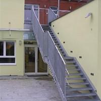 KIGA Treppe