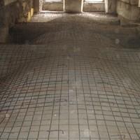 Sanierung Gewölbe