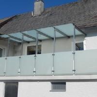 Magerl Glasgeländer Balkon