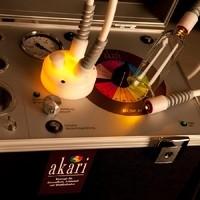 AKARI Multi Color Skin Performer - Vakuum Farbtherapie Gerät