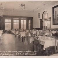 Kurhaus der Krankenkassenverbände Öst. 1930