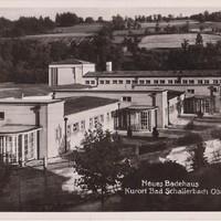 Neues Badehaus ca. 1944