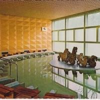 Ca. 1975 Kurhaus Damen-Gemeinschaftsbad