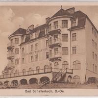 Kurhotel Bellevue, später Ambulatorium Kurhaus der PVA