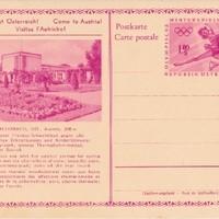 Postkarte 1964