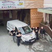 Tischlerei Zöchling - Team
