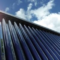 Solarthermie_Vakuumröhrenkollektor