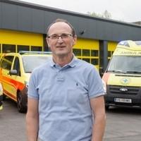 Oskar Hofer OÖ Grünes Kreuz Rettung Krankentransporte1