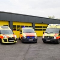 Oskar Hofer OÖ Grünes Kreuz Rettung Krankentransporte3