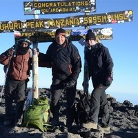 Tansania Kilimanjaro Uhuru Peak 2011