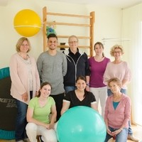 Michaela Maier Physiotherapie Rückenwind - Team