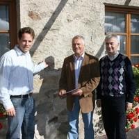 2011 Standortfestlegung Infopoint St. Stefan im Gailtal