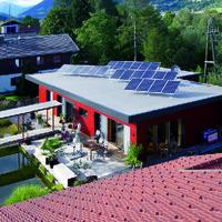 Photovoltaik_Flachdachanlage_Aufständerung