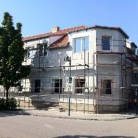 BVH Pfaffstetten Umbau