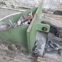 Maschinenfundament