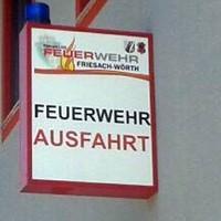 Leuchtkasten Friesach Wörth