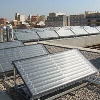 Solarkollektor (Flachdachmontage)