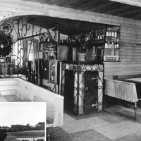 Gaststube, ca. 1958